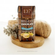 137 Degrees Double Belgian Chocolate with Pistachio Milk 180ml