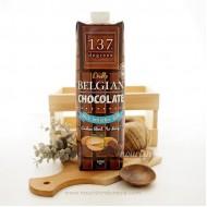 137 Degrees Double Belgian Chocolate with Pistachio Milk 1L