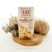 137 Degrees Real Pistachio Milk With Organic Coconut Nectar 180ml