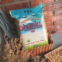 Hariku, Organic Ciherang White Rice 5 kg (Beras Ciherang Organik)