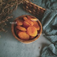 Dried Pitted Apricot (250 gr)