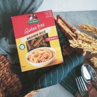 San Remo Organic Gluten Free Spirals (Pasta Organik) 250 gr