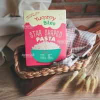 Yummy Bites Star Shaped Pasta