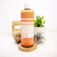 Dr Bronners Tea Tree Pure-Castile Soap 473 Ml