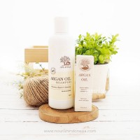 Argavéll Argan Oil + Shampoo BUNDLE
