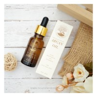 Argavell Certified Unrefined Argan Oil - 20ml - sourced from Morocco