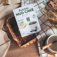 Ashitaki Mug Cake Original 210gr (5 x 42 gram) Gluten Free