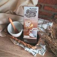 Ashitaki Creamy Latte Cokelat 120gr (5x24g) (Low Fat & Sugar Free)