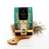 BankitWangi Organic Ayurveda Tea 24 gram (8 sachet loose leaf tea)