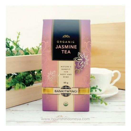 BankitWangi, Organic Premium Jasmine Tea (Teh Melati Organik)60gr