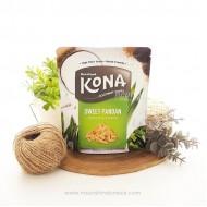 Barefood Kona Coconut Chips Pandan 45 gr
