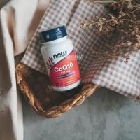 Now Foods, CoQ10, 100 mg, 50 Softgels