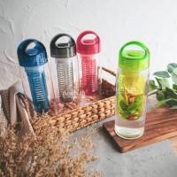 Infused Water Bottle (BPA FREE) Botol Minum