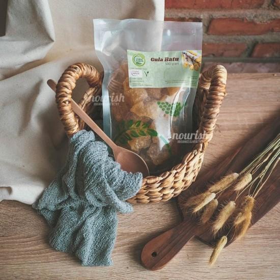 Lingkar Organik Gula Batu 500 gr
