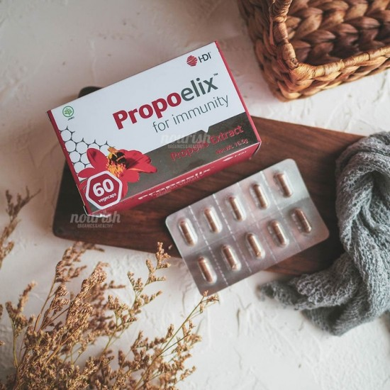 HDI Propoelix 200mg (10 vegecaps)