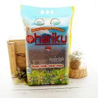 Hariku, Organic Black Rice 5kg (Beras Hitam Organik)