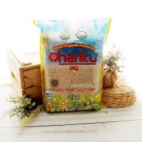 Hariku, Organic Brown Rice 2kg (Beras Coklat Organik)