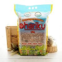 Hariku, Organic Mix Rice (Black, Brown Red Rice) Beras Organik Mix 5kg