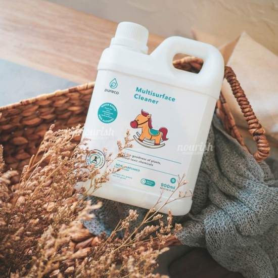 Pureco Multisurface Cleaner 900ml (Pembersih Serbaguna Non Toxic)