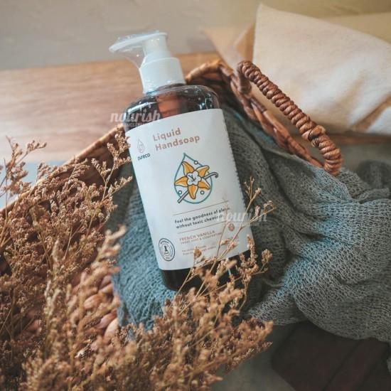 Pureco Liquid Handsoap Vanilla Home Size 500ml / Sabun cuci tangan