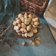 Macadamia Nuts (Kacang Macadamia) 100gr