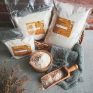 Whole Wheat Flour / Whole Meal Flour / Tepung Gandum Utuh 1kg