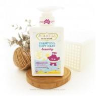 Jack n Jill, Serenity Shampoo & Body Wash, 300 ml