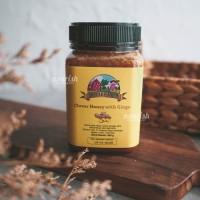 Hillary Farm - Clover Honey with Ginger 500 Gr