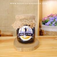 Baduy Forest Honey, Black Honey 280gr Madu Hitam Pait