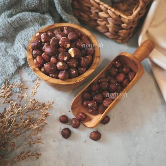 Raw Premium Hazelnut 100g