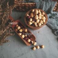 Roasted Hazelnut (Kacang Hazelnut Panggang) 250 gr