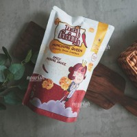 Munching Queen, Onion Crackers Spicy Padang Sauce 60gr NO MSG