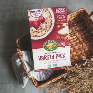 Nature's Path, Organic Instant Oatmeal, Variety Pack 400 gr