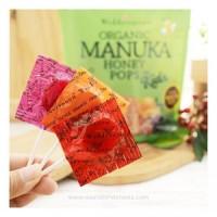 Wedderspoon, Organic Manuka Honey Pops For Kids, 1pc pop