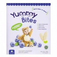 Yummy Bites for baby - Blueberry Flavor