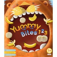Yummy Bites 123, Banana 50gr