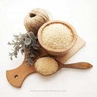 Nourish Indonesia, Organic Cane Sugar 250 gr