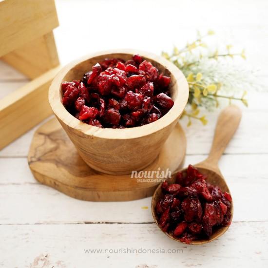 Dried Cranberries 100gr