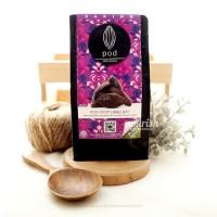 Pod Chocolate Drops 64% - 250g (Vegan Dark Chocolate Couverture)