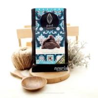 Pod Chocolate Drops 44% - 250g (Vegan Milk Chocolate Couverture )