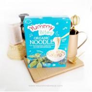 Yummy Bites, Organic Noodle Spinach 200gr
