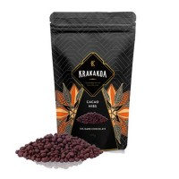 Krakakoa, Cacao Nibs with 70% Dark Chocolate 100gr