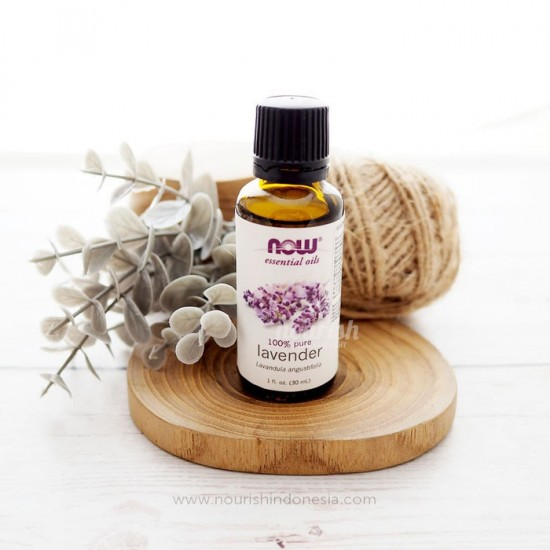 Now Foods, Essential Oils, Lavender (30 ml)