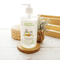 Pureco, Liquid Dish & Bottle Soap 500 ml