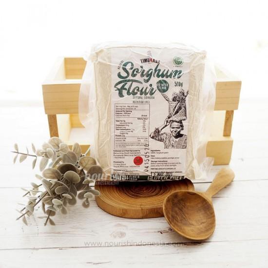 Timurasa, Tepung Sorgum (Sorghum Flour) 500g