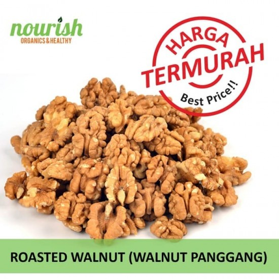 Roasted Walnut (Walnut Panggang) 1KG