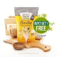 BUY 2 GET 1 FREE Skinny Pasta, Organic Konjac Noodle 29 cal (200gr)