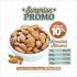 Almond Panggang Original (Roasted Almond Plain) 100 gr