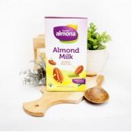 ALMONA Almond Milk Powder ASI BOOSTER with Daun Katuk, Banana Smoothie