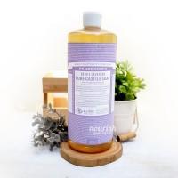 Dr Bronners Lavender Pure-Castile Soap 946 ml